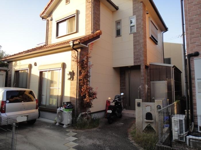 奈良市北永井町