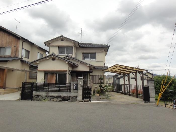 奈良市青野町